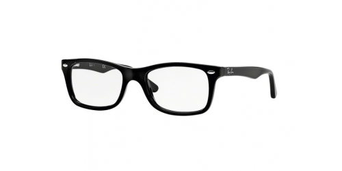 Ray-Ban RX5228 2000 Shiny Black
