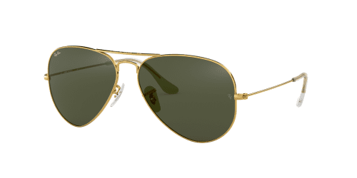 AVIATOR LARGE RB3025 AVIATOR LARGE RB 3025 L0205 Gold