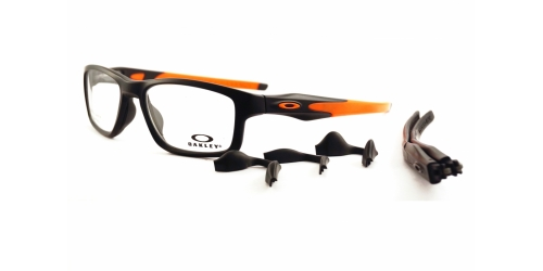 Oakley CROSSLINK MNP OX8090 809001 Satin Black
