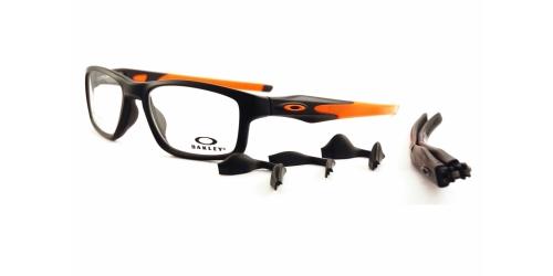 Oakley CROSSLINK MNP OX8090 809001 Satin Black