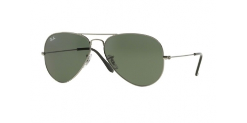 AVIATOR LARGE RB3025 AVIATOR LARGE RB 3025 W0879 Gunmetal