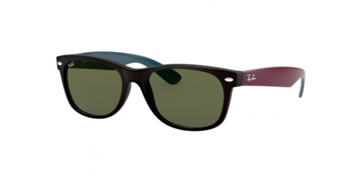 Ray-Ban Wayfarer RB2132 6182 Matt Black