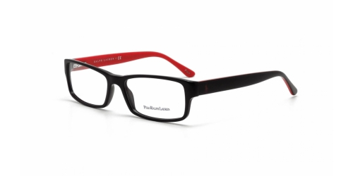 Polo Ralph Lauren PH 2065 5245 Black/Red