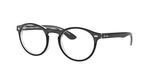RX5283 RX 5283 2034 Black on Transparent