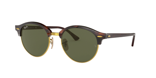 Ray-Ban Ray-Ban RB4246 Clubround 990 Red Havana