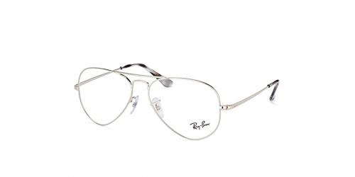 Ray-Ban RX6489 2501 silver