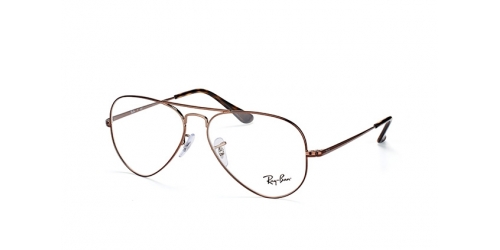 Ray-Ban RX6489 2531 light brown