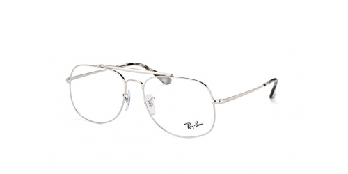 Ray-Ban The General RX6389 2501 silver