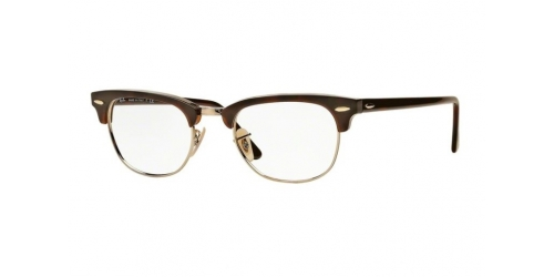 Ray-Ban RX5154 2372 Red Havana