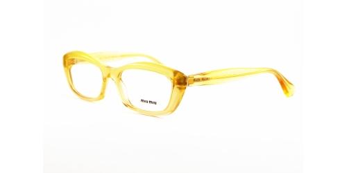 5de976e63d Womens Yellow Cat Eye Miu Designer Frames