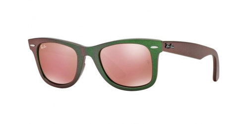 Ray-Ban Wayfarer RB 2140 6109/Z2 Green