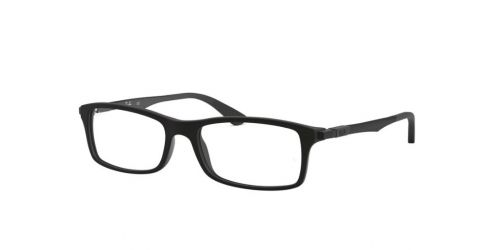 Ray-Ban RX7017 5196 Matt Black