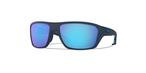 Oakley SPLIT SHOT OO9416 941604 Matte Translucent Blue Polarized