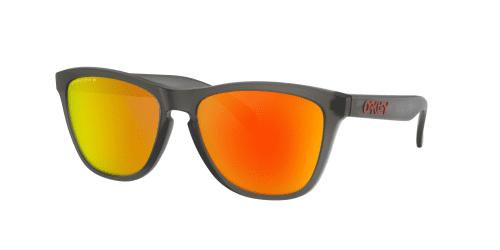 Oakley Oakley Frogskin OO9013 9013F8 Matte Grey Smoke Polarized