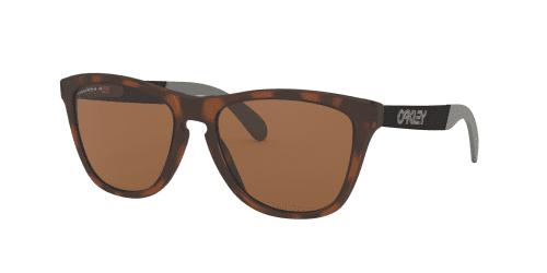 Oakley FROGSKINS MIX OO9428 942808 Matte Dark Tortoise Polarized