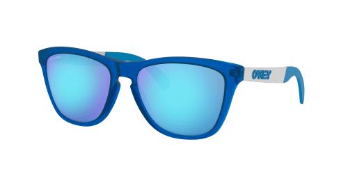 Oakley FROGSKINS MIX OO9428 942803 Matte Translucent Sapphire
