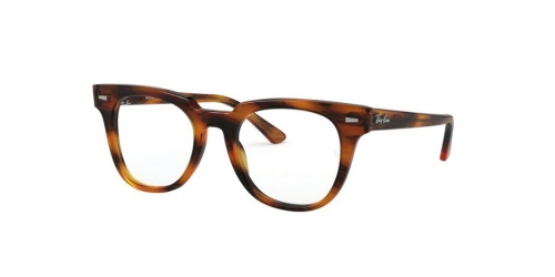 Ray-Ban Meteor RX5377 2144 Striped Red Havana