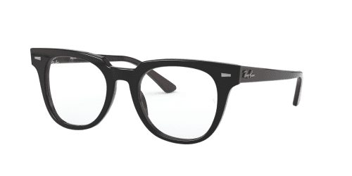 Ray-Ban Meteor RX5377 5909 Top Grey on Havana