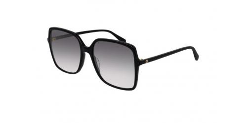 Gucci GUCCI LOGO GG0544S GG 0544S 001 Black