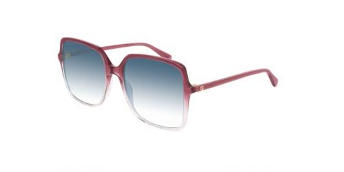 Gucci GUCCI LOGO GG0544S GG 0544S 005 Red