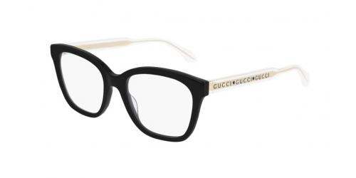 Gucci Gucci SEASONAL ICON GG0566O GG 0566O 001 Black