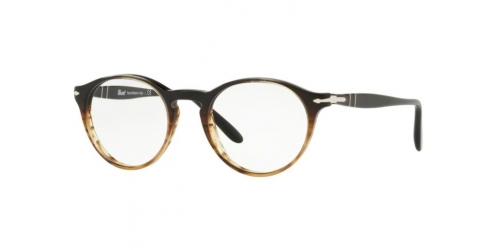 Persol PO3092V PO 3092V 9052 Black/Brown Gradient