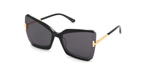 Tom Ford Tom Ford GIA TF0766 03A Black/Crystal