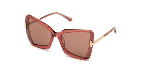 Tom Ford Tom Ford GIA TF0766 72Y Shiny Pink