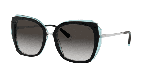 Tiffany TF4160 82853C Black/Transparent Blue