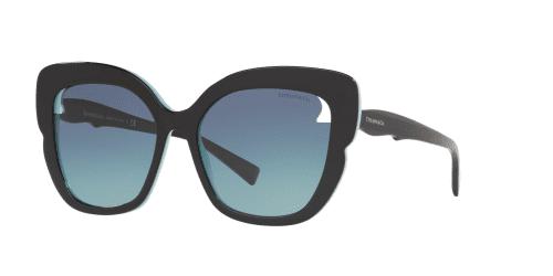 Tiffany Tiffany TF4161 80559S Black/Blue