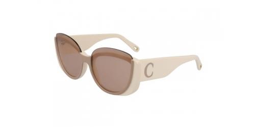 Chloe CE754S CE 754S 110 Nude/Ivory