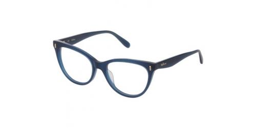 Mulberry VML051 VML 051 OU36 Shiny Blue