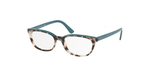 Prada Prada CATWALK PR13VV PR 13VV 4751O1 Spotted Brown Opal/Green