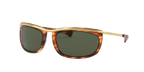Ray-Ban Ray-Ban OLYMPIAN I RB2319 954/31 Striped Havana