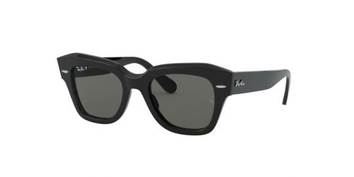 Ray-Ban STATE STREET RB2186 901/58 Black (Polarised)