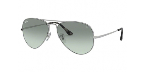 AVIATOR METAL II RB3689 AVIATOR METAL II RB 3689 9149AD Silver