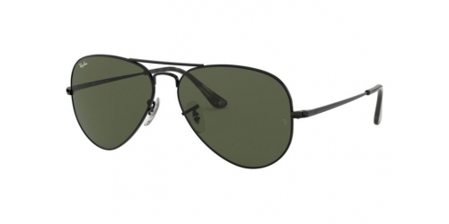 Ray-Ban Ray-Ban AVIATOR METAL II RB3689 914831 Black