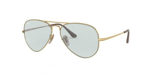 AVIATOR METAL II RB3689 AVIATOR METAL II RB 3689 001/T3 Gold
