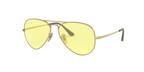 AVIATOR METAL II RB3689 AVIATOR METAL II RB 3689 001/T4 Gold