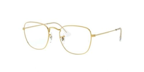 Ray-Ban FRANK RX3857V RX 3857V 3086 Legend Gold