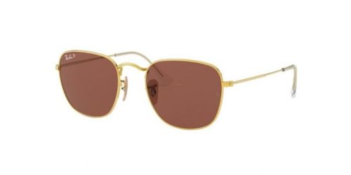 Ray-Ban FRANK RB3857 9196AF Legend Gold Polarized