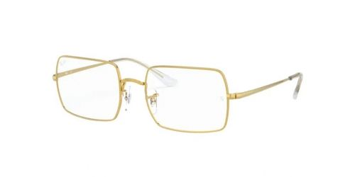 Ray-Ban RECTANGLE RX1969V RX 1969V 3086 Legend Gold