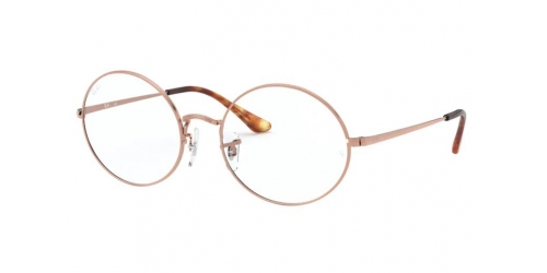 Ray-Ban OVAL RX1970V RX 1970V 2943 Copper