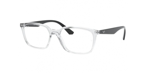 Ray-Ban RX7176 5943 Transparent