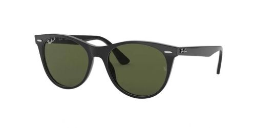 Ray-Ban WAYFARER II RB2185 901/58 Black Polarized