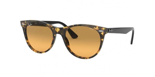 Ray-Ban WAYFARER II RB2185 1248AC Yellow Havana