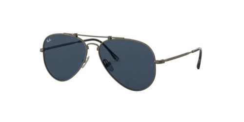Ray-Ban JAPANESE TITANIUM RB8125 9138T0 Pewter