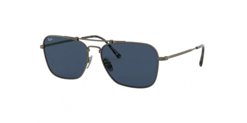Ray-Ban JAPANESE TITANIUM RB8136 9138T0 Pewter