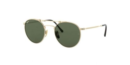 Ray-Ban JAPANESE TITANIUM RB8147 913658 Brushed Gold