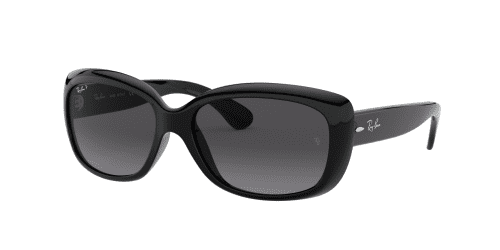 RB4101 Jackie Ohh RB 4101 Jackie Ohh 601/T3 Black Polarized